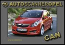 Opel Scanner Canbus-Usb thumbnail