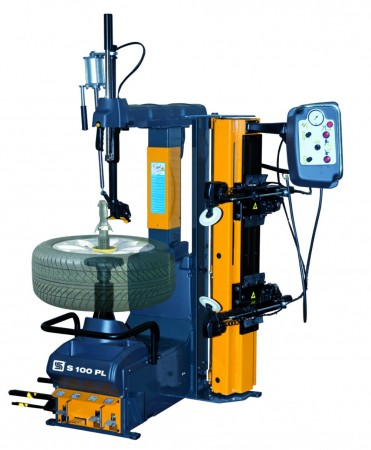 Leverless Car Tyre Changer - S 100 PL