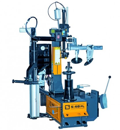 Leverless Car Tyre Changer - S 48 PL