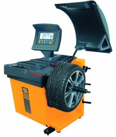 Car/Motorcycle Wheel Balancer - S 73 C Laser