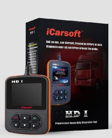Icarsoft HD1 Truck diagnose