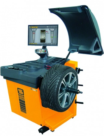 Car/Motorcycle Wheel Balancer - S 75 C Laser