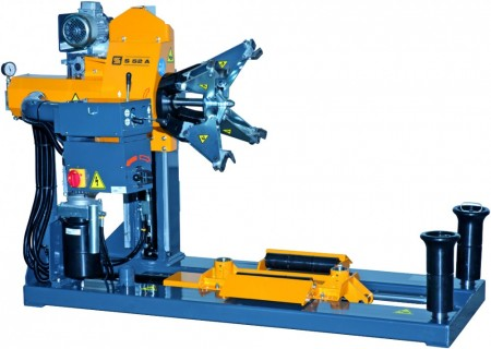 Automatic Truck Tyre Changer - S 52 A