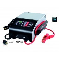 Electronic Battery Charger - FLASH-MEM 100