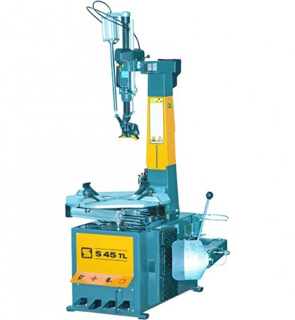 Leverless Car Tyre Changer - S 45 TL