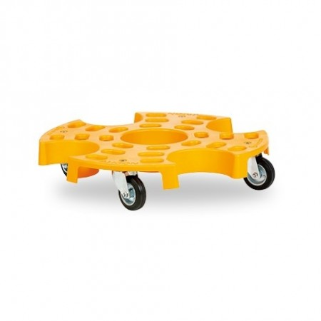 WHEEL TROLLEY OFFROAD BY AHCON FOUR PACK