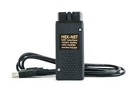 Hex-Net / Trådløs Interface